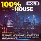 100% Deep House, Vol. 5 von Various Artists