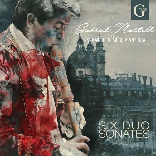 Six Duo Sonates (George Philipp Telemann) von Gabriel Martell