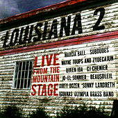 Louisiana 2: Live from the Mountain Stage de Various Artists