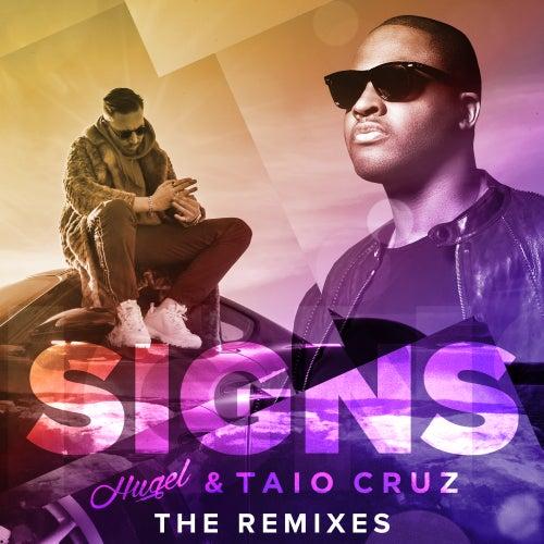 Signs (The Remixes) von Hugel