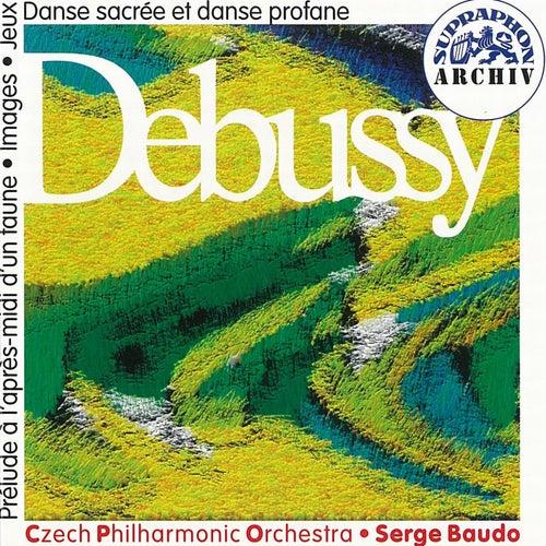 Debussy:  Prélude a l´apres-midi d´un faun, Images, Jeux - poeme dansé, Dances for Harp and String Orchestra by Various Artists