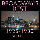 Broadway's Best 1925 - 1930 Vol.1 by KnightsBridge