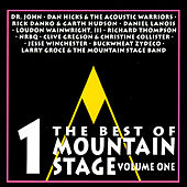 The Best of Mountain Stage Live, Vol. 1 de Various Artists