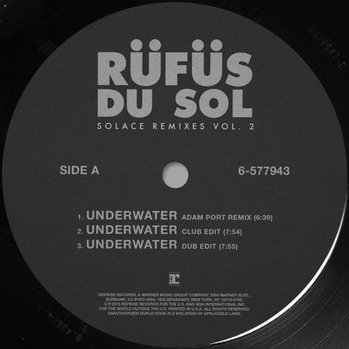 Solace Remixes Vol. 2 von RÜFÜS DU SOL