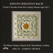 Organ Chorales from the Leipzig Manuscript / The Rieger Organ of Marylebone Parish Church, London by Andrew Arthur