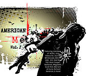 American Metal Vol. 1 by Various Artists