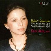 Schumann: Piano Sonata & Davidsbündlertänze de Doris Adam