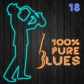 100% Pure Blues, Vol. 18 by Various Artists