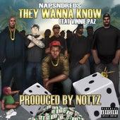 They Wanna Know (feat. Vinnie Paz) von NapsNdreds