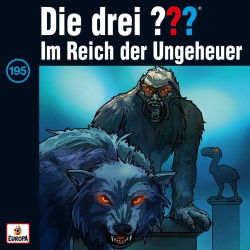 195/Im Reich der Ungeheuer von Die drei ???
