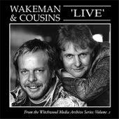 Wakeman and Cousins Live de Various Artists