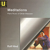 Messiaen: Meditations by Rolf Hind