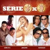 Serie 3x4 (Limi-T 21, Jailene, Ilegales) de Various Artists