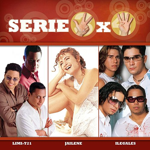 Serie 3x4 (Limi-T 21, Jailene, Ilegales) by Various Artists