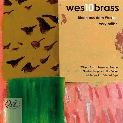 Blech aus dem Westen - very british by Wes10 Brass