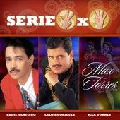 Serie 3X4 (Eddie Santiago, Lalo Rodriguez, Max Torres) de Various Artists