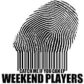 Catch Me If You Can EP by Weekend Players