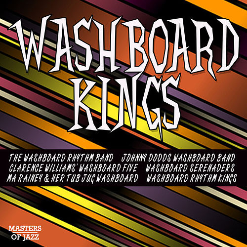 Washboard Kings by Various Artists