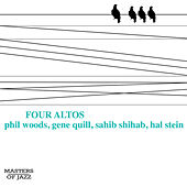 Four Altos by Prestige All-Stars
