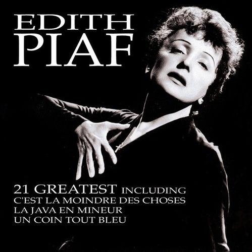 21 Greatest by Edith Piaf