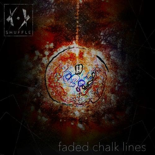 Faded Chalk Lines de Shuffle