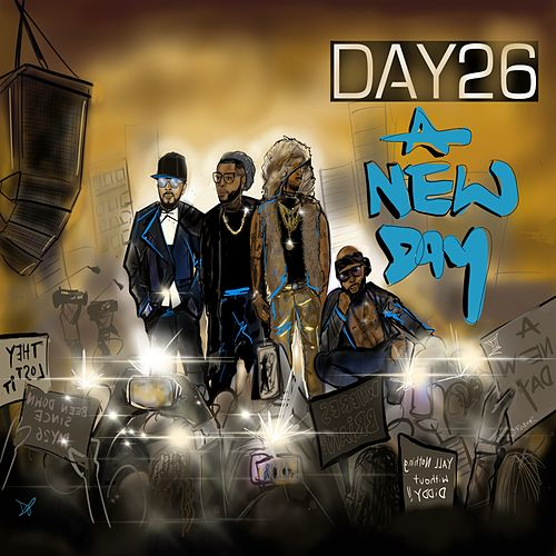 A New Day - EP by Day26