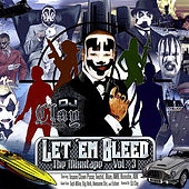 Let 'Em Bleed: The Mixxtape, Vol. 3 by Various Artists