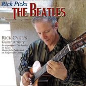 Rick Picks the Beatles van Rick Cyge