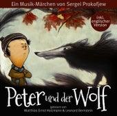 Peter und der Wolf (Deutsch u. Englisch) by Various Artists