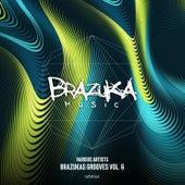 Brazukas Grooves, Vol. 6 van Various