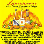 Louisiana: Live from Mountain Stage de Various Artists