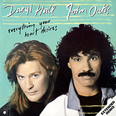 Everything Your Heart Desires EP (Remixes) de Hall & Oates