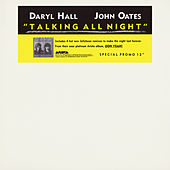 Talking All Night EP (Remixes) de Daryl Hall & John Oates