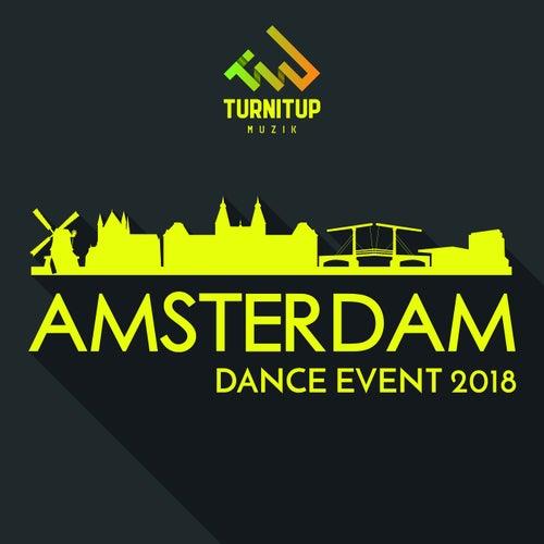 TurnItUp Muzik - Amsterdam Dance Event 2018 von Various Artists
