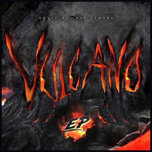 Vulcano EP von Bonez MC