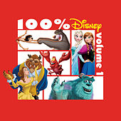 100% Disney: Volume 1 de Various Artists