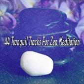44 Tranquil Tracks For Zen Meditation von Entspannungsmusik