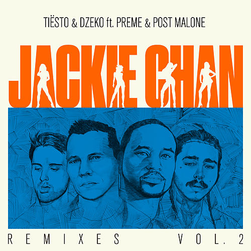 Jackie Chan (Remixes, Vol. 2) de Tiësto