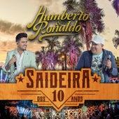 Saideira dos 10 Anos, Pt. 1 (Ao Vivo) de Humberto & Ronaldo