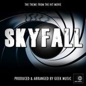 James Bond - Skyfall - Main Theme by Geek Music