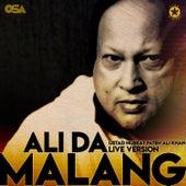Ali Da Malang by Nusrat Fateh Ali Khan