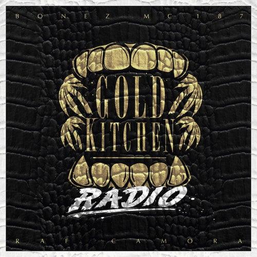 Gold Kitchen Radio von Bonez MC