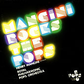 Mancini Rocks The Pops de Henry Mancini