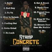 Concrete de Stamp