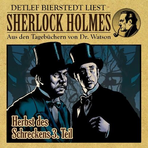 Herbst des Schreckens - Das Ende des Schreckens - 3. Teil (Sherlock Holmes : Aus den Tagebüchern von von Sherlock Holmes