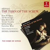 Britten: The Turn of the Screw de Ian Bostridge