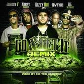 Go and Get It (Remix) [feat. Johnny P, Hc the Chemist, Dwayno & Krazy tha Kreep] by Dizzy Boi