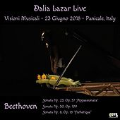 Dalia Lazar Live: All Beethoven (23 Guigno 2018) by Dalia Lazar