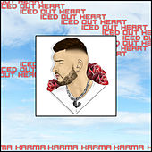 Iced Out Heart by Karma