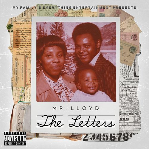 The Letters by Mr.Lloyd